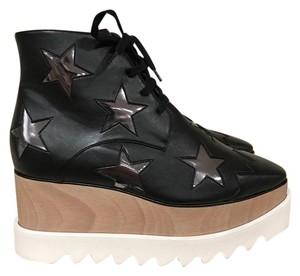Stella McCartney Sneaker Elyse Star Platform black Platforms