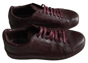 Jil Sander Maroon Athletic