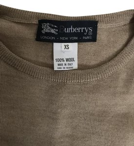 Burberry Long Sleeves Sweater