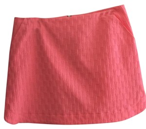 Topshop Mini Skirt Pink