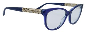 BVLGARI Impressive Blue Cat Eye BVLGARI Eyeglasses 4126-B 5399 53