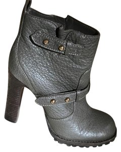 Tory Burch Soft Leather grey Boots