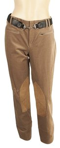 Gucci Casual Relaxed Pants Tan