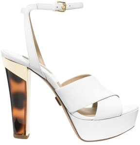 Michael Kors White Sandals