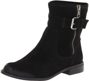 Splendid Suede Cool Suede Black Boots