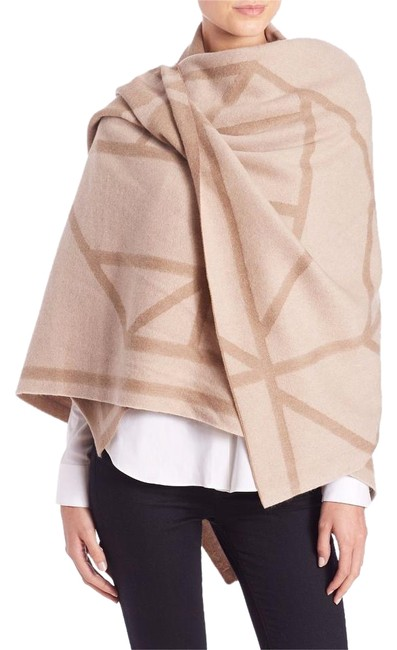 Item - Tan New Tags Large Cashmere Shawl Winter Scarf/Wrap