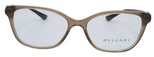 BVLGARI Everyday Elegant Brown BVLGARI Eyeglasses 4128-B 54