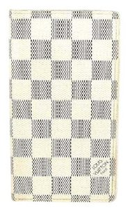 Louis Vuitton Damier Azur Agenda Pochette Notebook Cover 211852