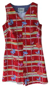 Lilly Pulitzer short dress Red on Tradesy