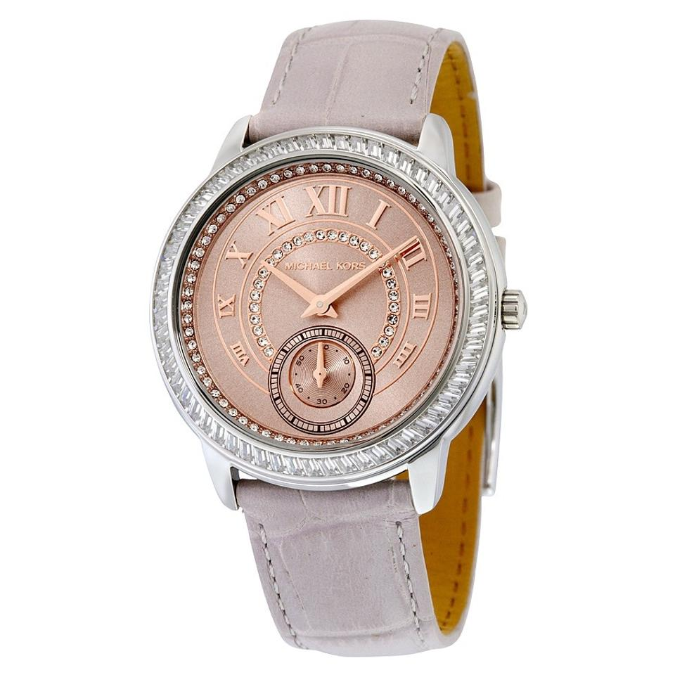 michael kors watches on sale up to 70 off at tradesy. Black Bedroom Furniture Sets. Home Design Ideas