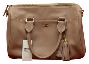 UGG Australia Satchel in Taupe