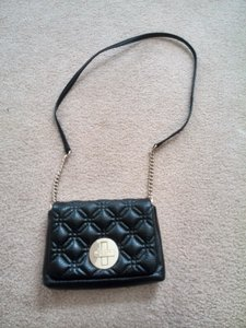 Kate Spade Leather Vintage Naomi Cute Cross Body Bag