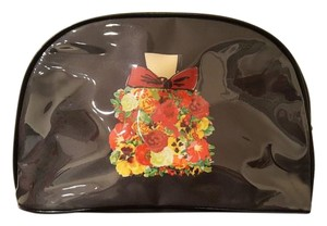 Macy's Macy's Large Holiday Season Cosmetics Makeup Bag Case Pouch Sac