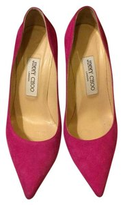 Jimmy Choo Jazzberry Pumps