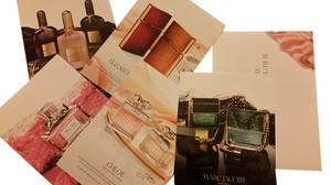 Sephora Sephora fragrance tester gift set Chanel, Dior, Chloe, and much more