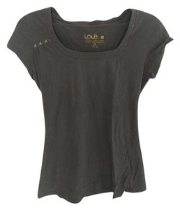 Lolë Organic Casual T Shirt grey
