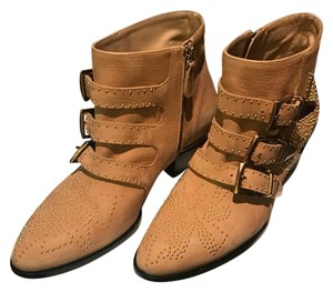 Chlo Camel Boots