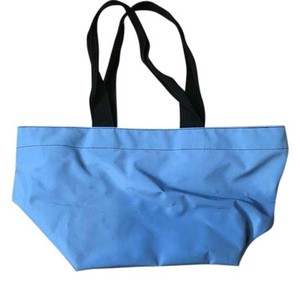 Herve Chapelier Classic Tote in Light Blue