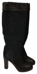 Chlo navy blue Boots