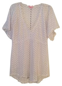 Lilly Pulitzer Lilly Pulitzer Pom Pom Cover-Up