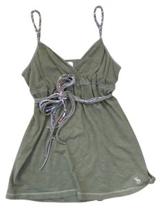 Hollister Top Olive green