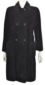 Max Mara Textured Trench Coat