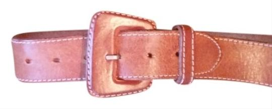 Other Real leather belt made in Holland