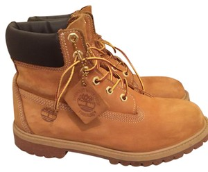 Timberland Beige Boots