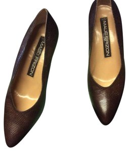 MAUD FRIZON Brown Pumps
