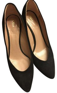 Chloé Black Pumps