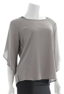 Vince Camuto Top Pewter