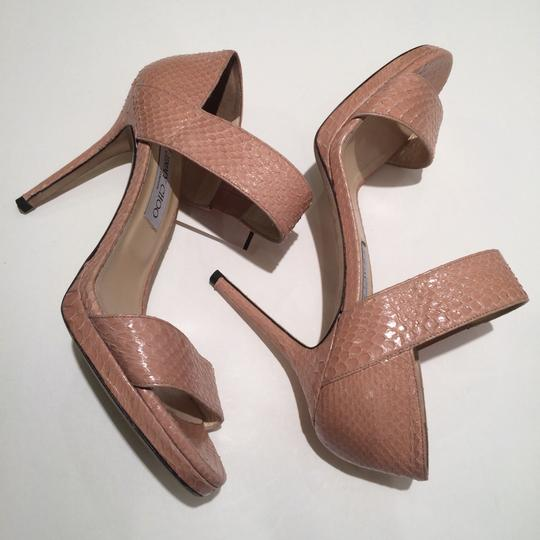 Jimmy Choo Blush Pumps Image 8