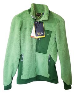 Mountain Hardwear Monkey Mountain Hard Wear Outdoor Clothing Green Jacket