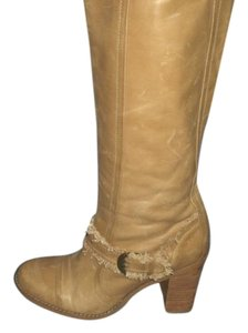 Kenneth Cole Reaction tan Boots