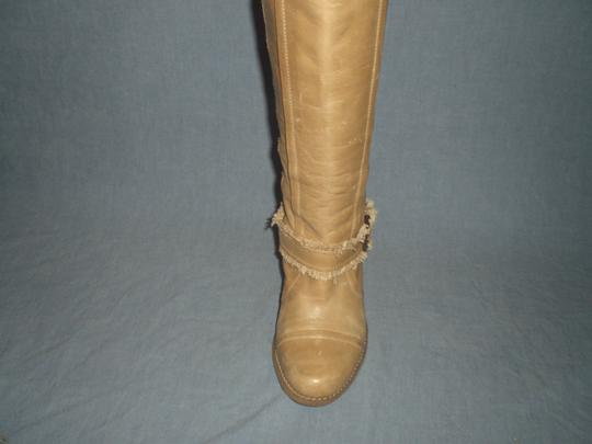 Kenneth Cole Reaction tan Boots Image 1