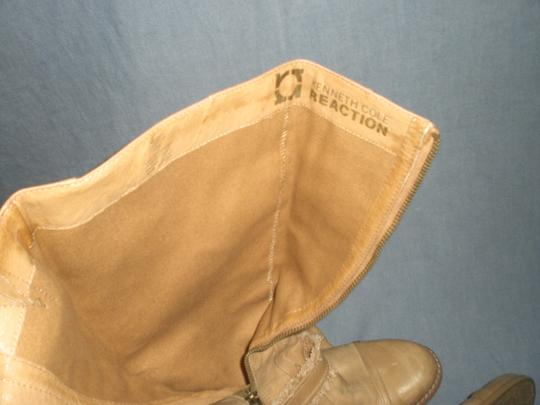 Kenneth Cole Reaction tan Boots Image 3
