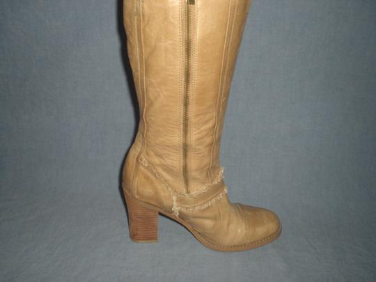 Kenneth Cole Reaction tan Boots Image 4
