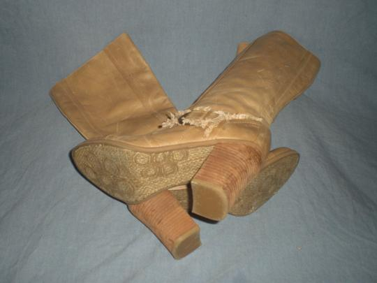 Kenneth Cole Reaction tan Boots Image 9
