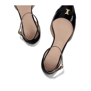 Tory Burch Ships Next Day Black Flats