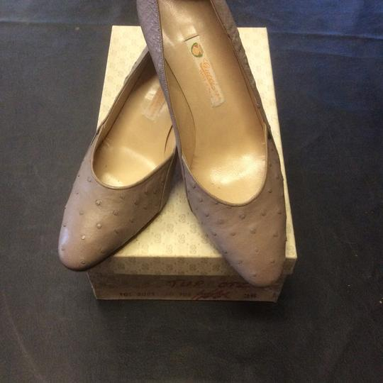 Gucci Taupe Pumps Image 1