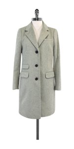 J.Crew Grey Wool Pea Coat