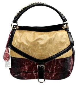 S. Laurelle Satchel in Multicolor