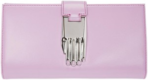 Opening Ceremony Opening Ceremony Leather Wallet new in box Pink/Lavender