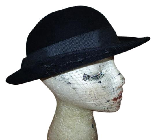 Preload https://img-static.tradesy.com/item/20300152/navy-vintage-wool-felt-hat-0-1-540-540.jpg