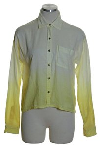 Arizona Button Down Shirt Yellow