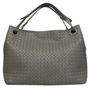 Bottega Veneta Bella Tote in Taupe