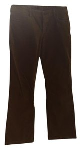 J.Crew Straight Pants Mustard Gold/Brown