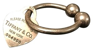 Tiffany & Co. key chain