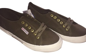 Superga army green Athletic