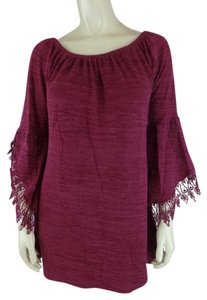 WinWin Pullover Stretch 3/4 Sleeve Tunic